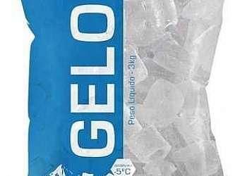 Gelo seco preço