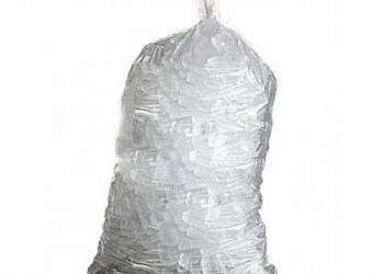 Preço de saco de gelo